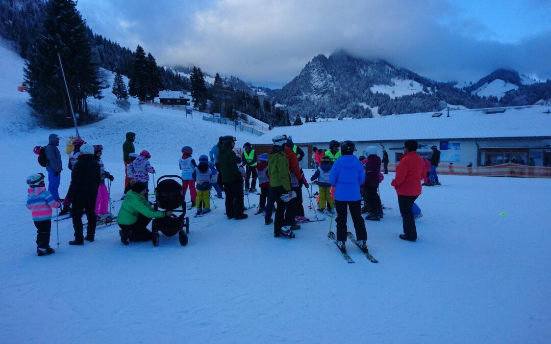 1. Skikurs 2022