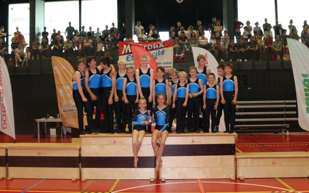 Kantonale Vereinsmeisterschaften im Geräteturnen