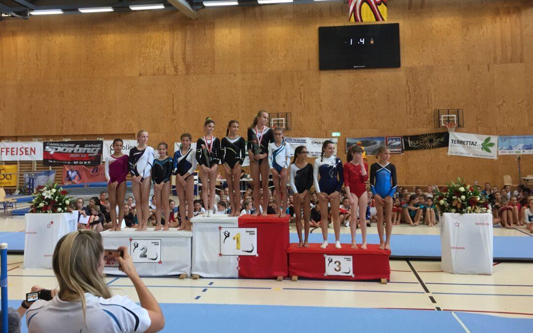 Westschweizermeisterschaften  in Sion