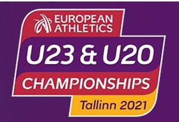 Veronica Vancardo und David Naki für die U23/U20 EM selektioniert!
