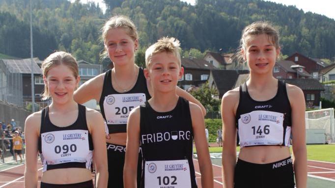 2. Rang für Mauron Nelio am Schweizerfinal Mille Gruyéres